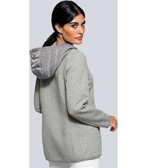 jacka alba moda grå