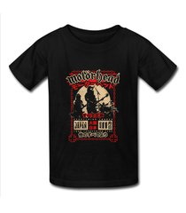 motorhead live in japan t shirt