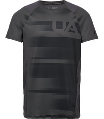 mk1 ss ua sublimated t-shirts short-sleeved svart under armour