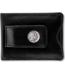 american coin treasures buffalo nickel coin money clip wallet