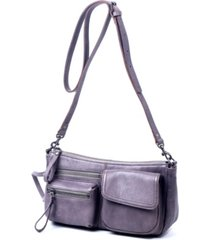 old trend cooper leather crossbody bag