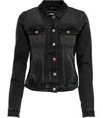 jeansjacka onltia life dnm jacket