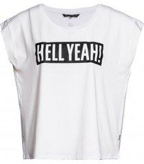 goldbergh t-shirt women themis white-l