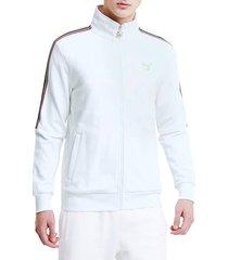 unity cotton track jacket