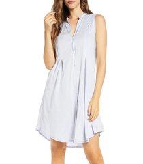women's hanro jersey short nightgown