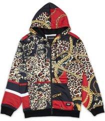 reason men's big & tall true love hoodie