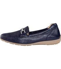 loafers caprice mörkblå