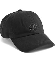 gorra negro gap