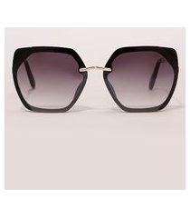 óculos de sol aviador masculino esportivo ace dourado