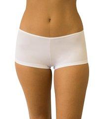 caleçon brasileirinha qtal lingerie básico branco