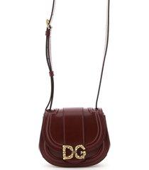 dolce & gabbana dg amore mini shoulder bag
