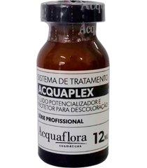 acquaflora acquaplex fluãdo potencializador e protetor para descoloraã§ã£o 12ml - incolor - dafiti