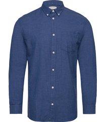 jay 2.0 skjorta business blå minimum