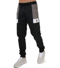 mens hod colour block shorts