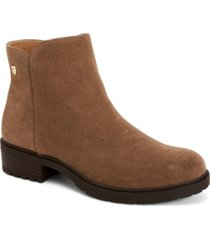 giani bernini briarr booties, created for macy's women's shoes