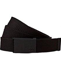 cinturon cog negro billabong