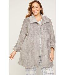 blissfully cozy robe