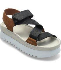 ranger elvtd shoes summer shoes flat sandals multi/mönstrad clarks originals