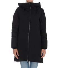 herno a-shape gore and windstopper down jacket