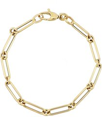 women's bony levy linked chain bracelet (nordstrom exclusive)
