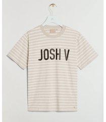 josh v teddy stripe t-shirt