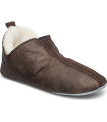 lina slippers tofflor brun shepherd