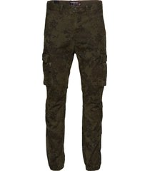 international recruit grip cargo casual broek vrijetijdsbroek multi/patroon superdry