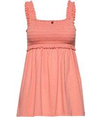 peppy top t-shirts & tops sleeveless roze odd molly