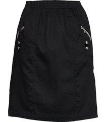 sc-akila kort kjol svart soyaconcept