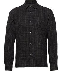 basso 1339 overhemd casual zwart nn07