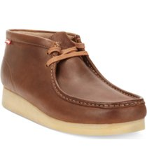 clarks men's stinson hi top boots men's shoes