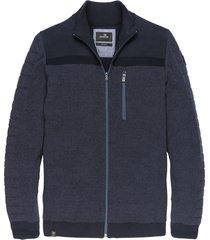 button jacket cotton bonded