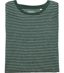 shirt met korte mouw van bio-katoen, groen xl