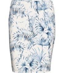 fritblaze 4 skirt kort kjol blå fransa