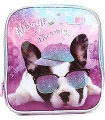 lancheira escolar infantil pacific pak me puppy dog