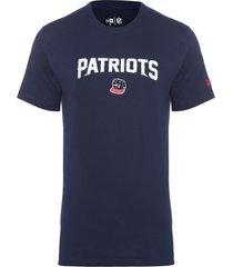 camiseta masculina 90's continues - azul