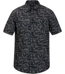 men's botan short sleeve button up shirt