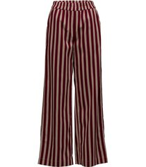 baye mw trousers vida byxor multi/mönstrad second female