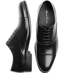 kenneth cole command chief black dress shoe