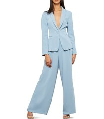 bcbgmaxazria button-front twill jacket