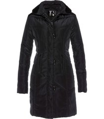 cappotto corto trapuntato (nero) - bpc selection