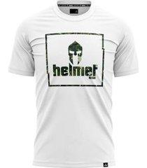 camiseta helmet sw classic masculina - masculino