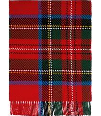 mackintosh royal stewart scarf - multicolour