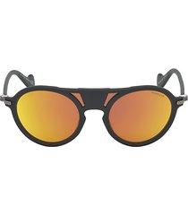 51mm injected pilot sunglasses