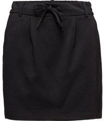 onlpoptrash easy skirt pnt noos kort kjol svart only