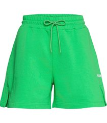 bermuda/short shorts flowy shorts/casual shorts groen msgm