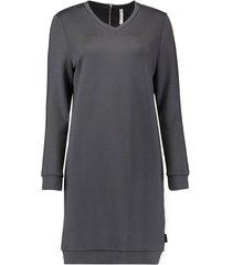 jurk didi grijs