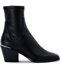 sid square-toe booties