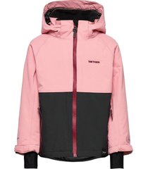 aktiv cold weather jacket gevoerd jack roze tretorn
