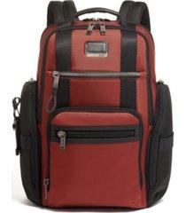 tumi men's alpha bravo sheppard deluxe backpack
